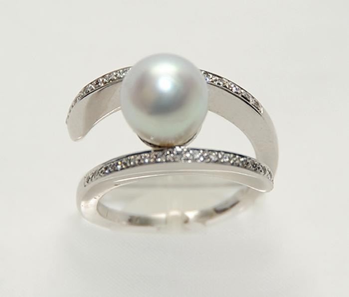 ασημένο δαχτυλίδι με πετράδι