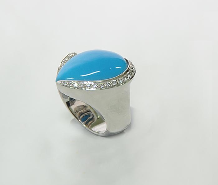 ασημένιο δαχτυλίδι κόσμημα