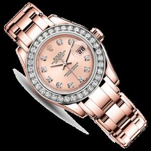 Χρυσό ρολόι ρόλεξ