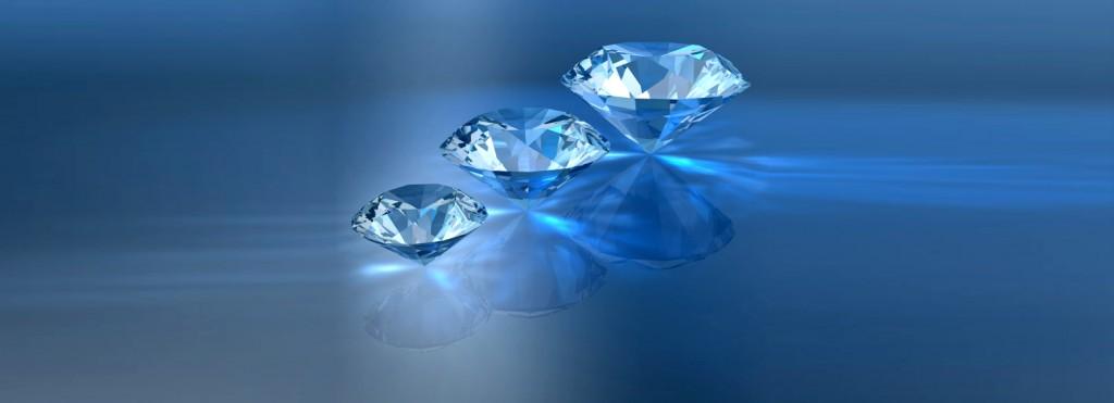 εκτίμηση γαλάζιων διαμαντιών