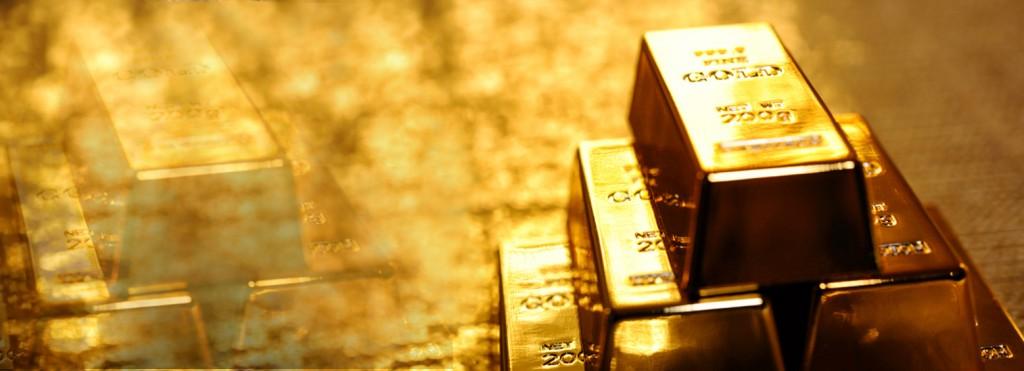 πώληση σε μπάρες χρυσού