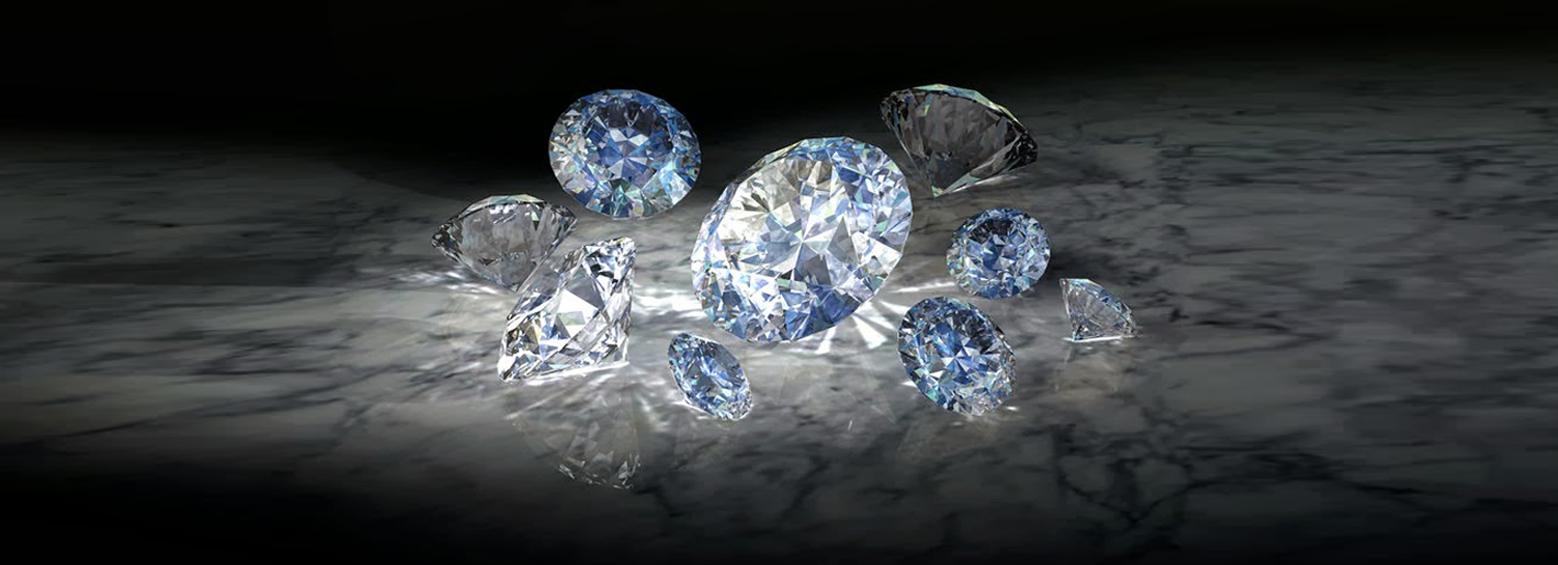 μπλε διαμάντια για εκτίμηση